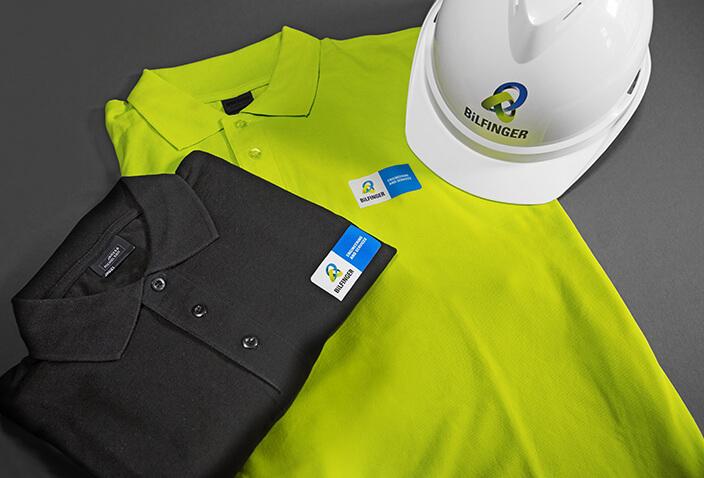 Bilfinger Application Clothing