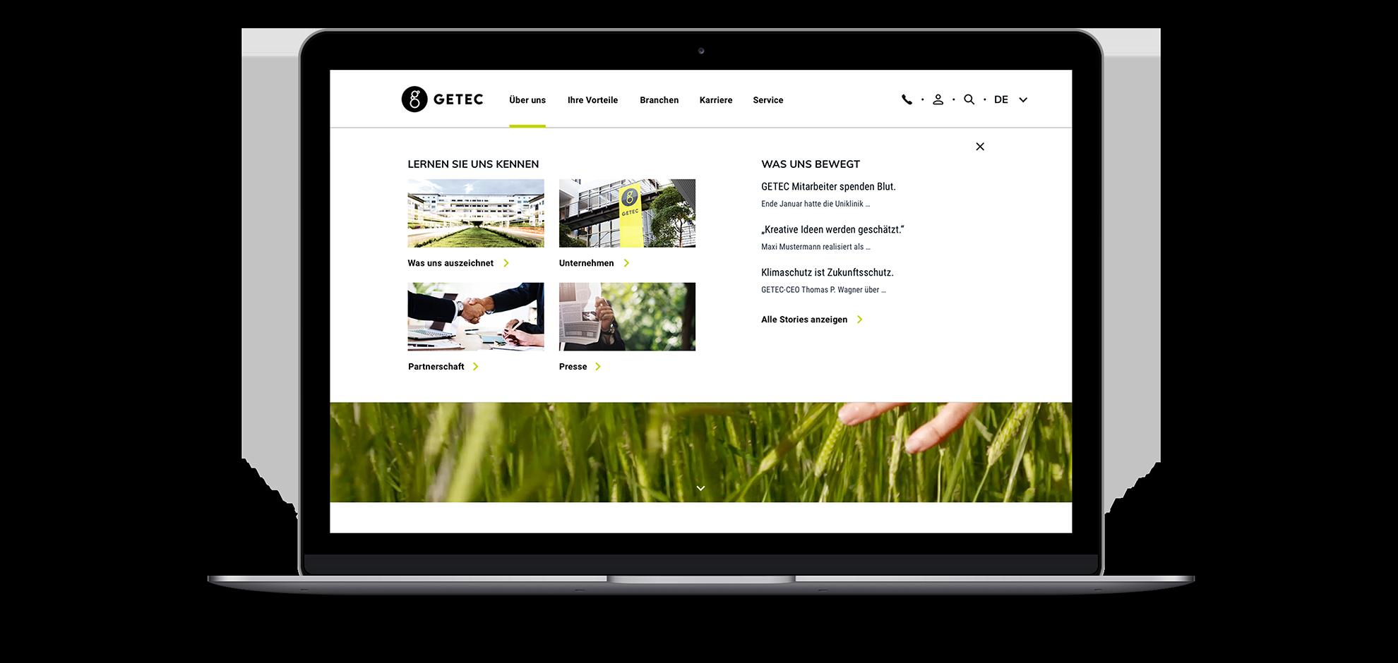 GETEC Website