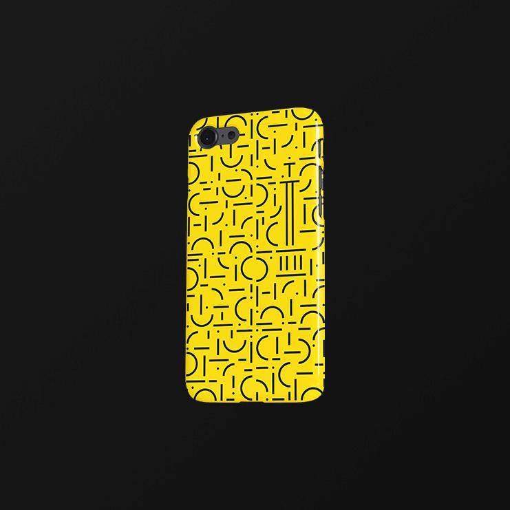 Jelbi Merchandising mobile phone case