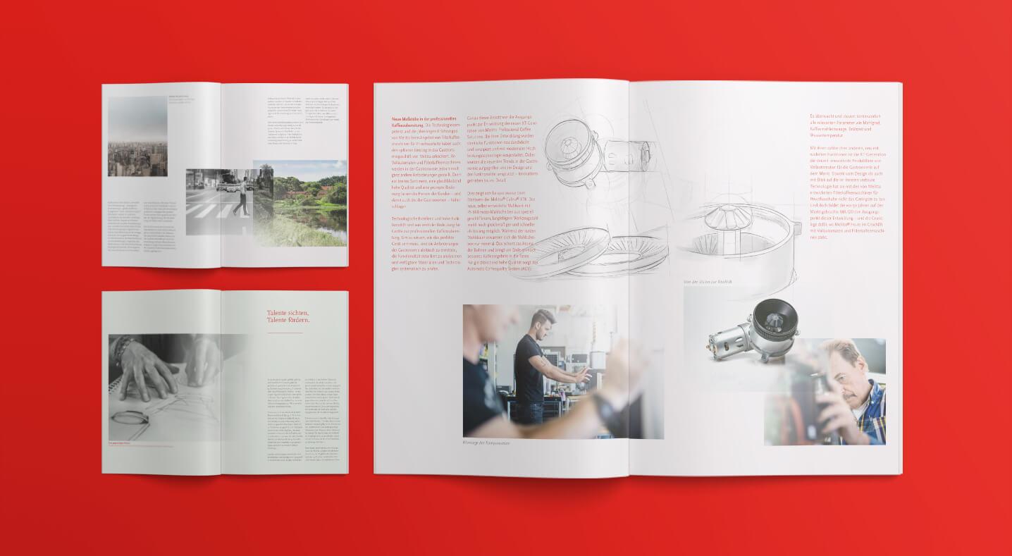 Melitta annual report 2015 inside