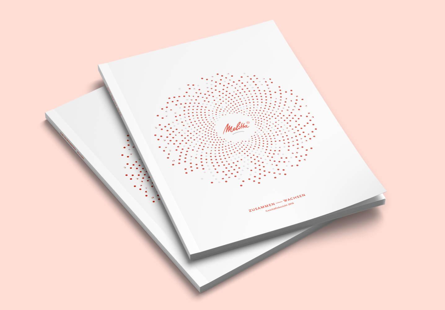 Melitta annual report 2016 cover