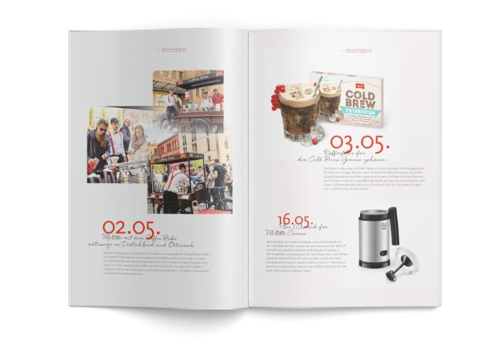 Melitta Annual Report 2016, inside
