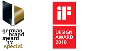 Vonovia Awards – German Brand Award 2017 special, iF Award 2018
