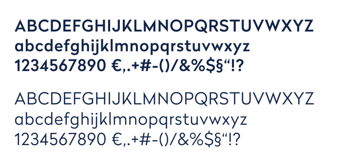 Apleona Basic Elements Corporate Font