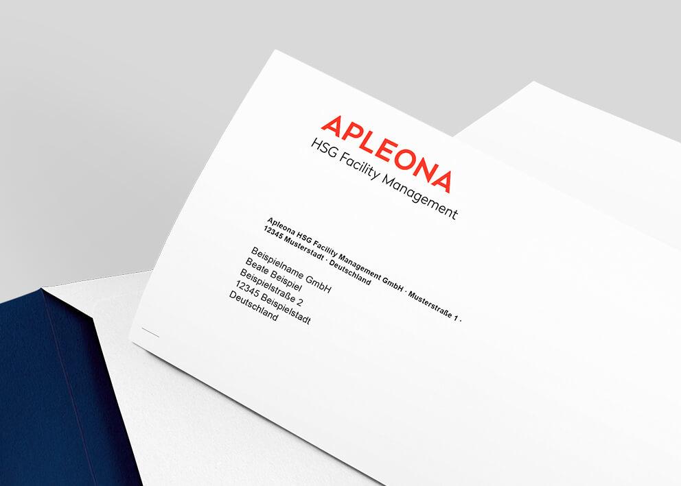 Apleona header