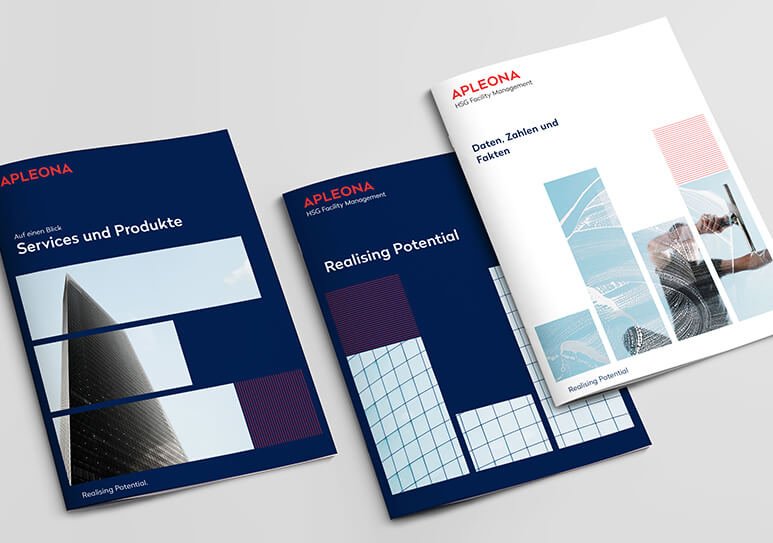 Apleona Brochure Cover