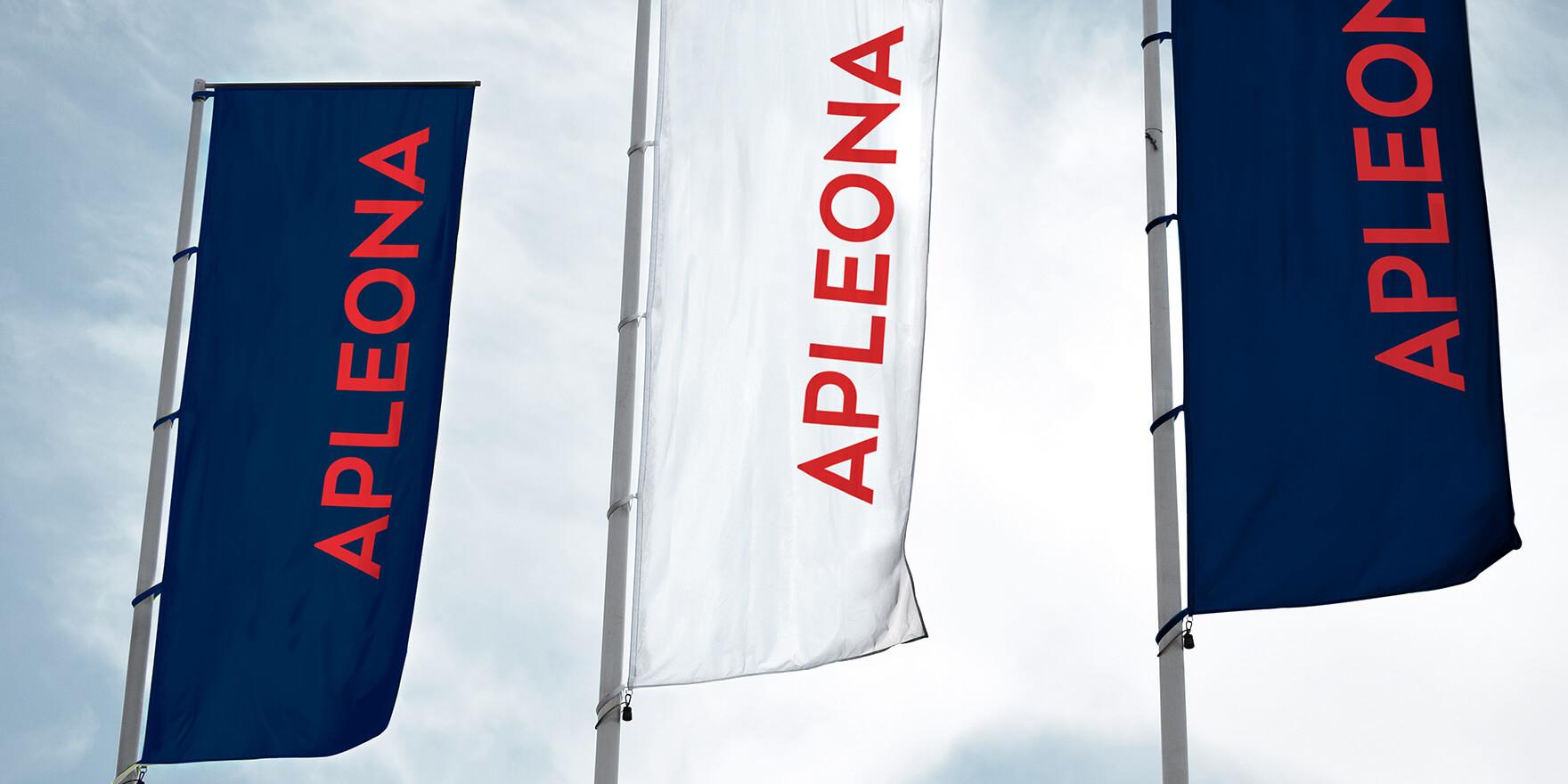 Apleona Corporate Design Media