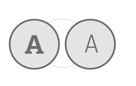Bilfinger Basic Elements Typography