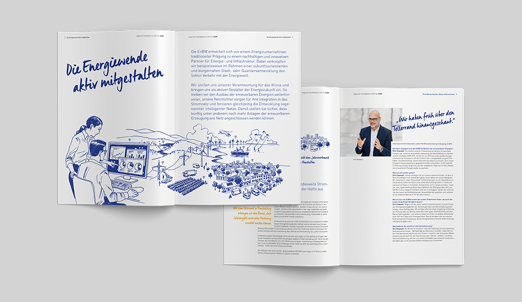 EnBW Annual Report