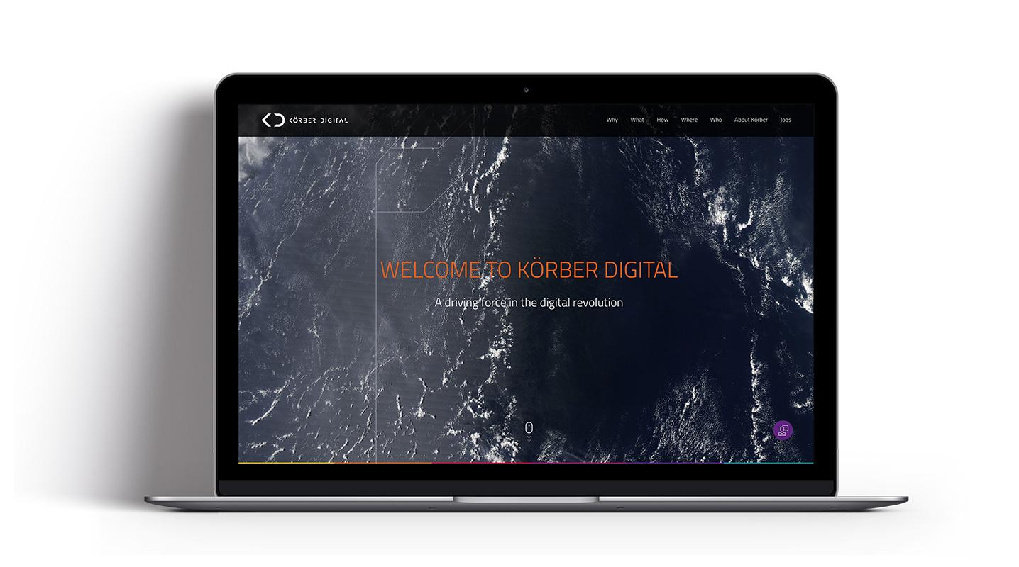 Koerber Digital Website 1