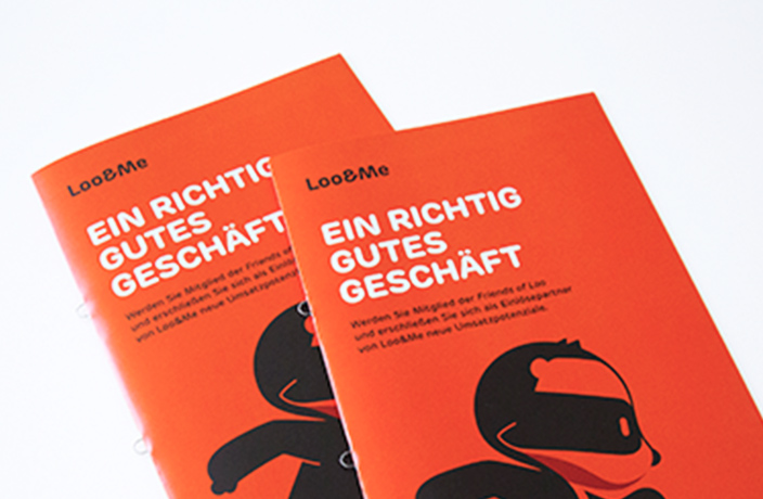 Loo&Me brochure cover