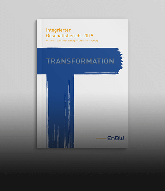 EnBW once again relies on Truffle Bay for its 2019 annual report