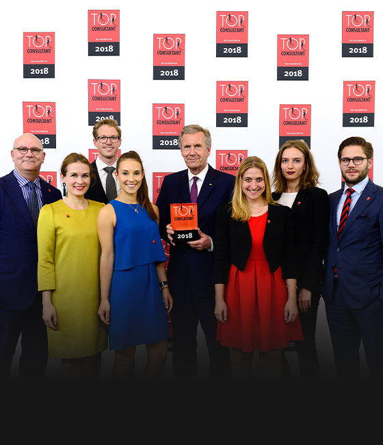 Truffle Bay awarded as »Top Consultant 2018«!