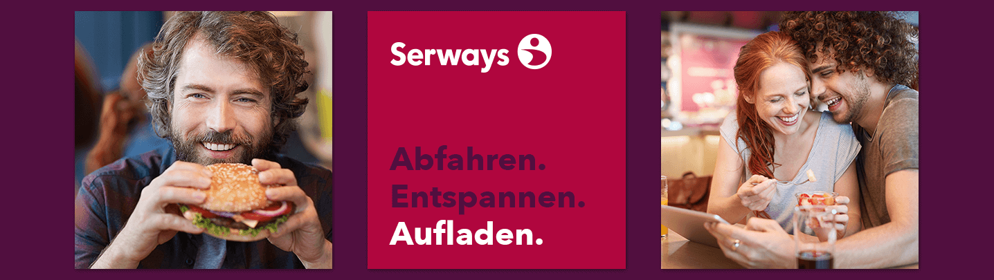 Serways media wall panel