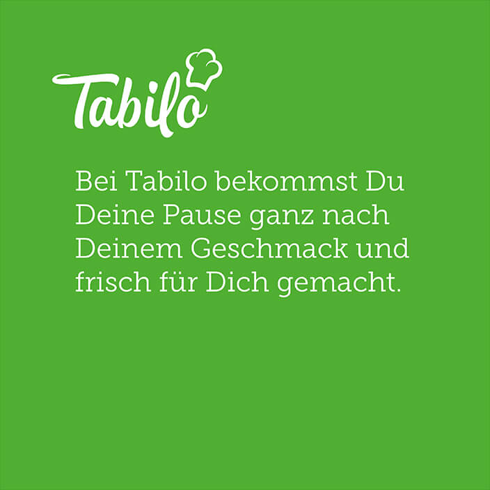 Tabilo customer approach