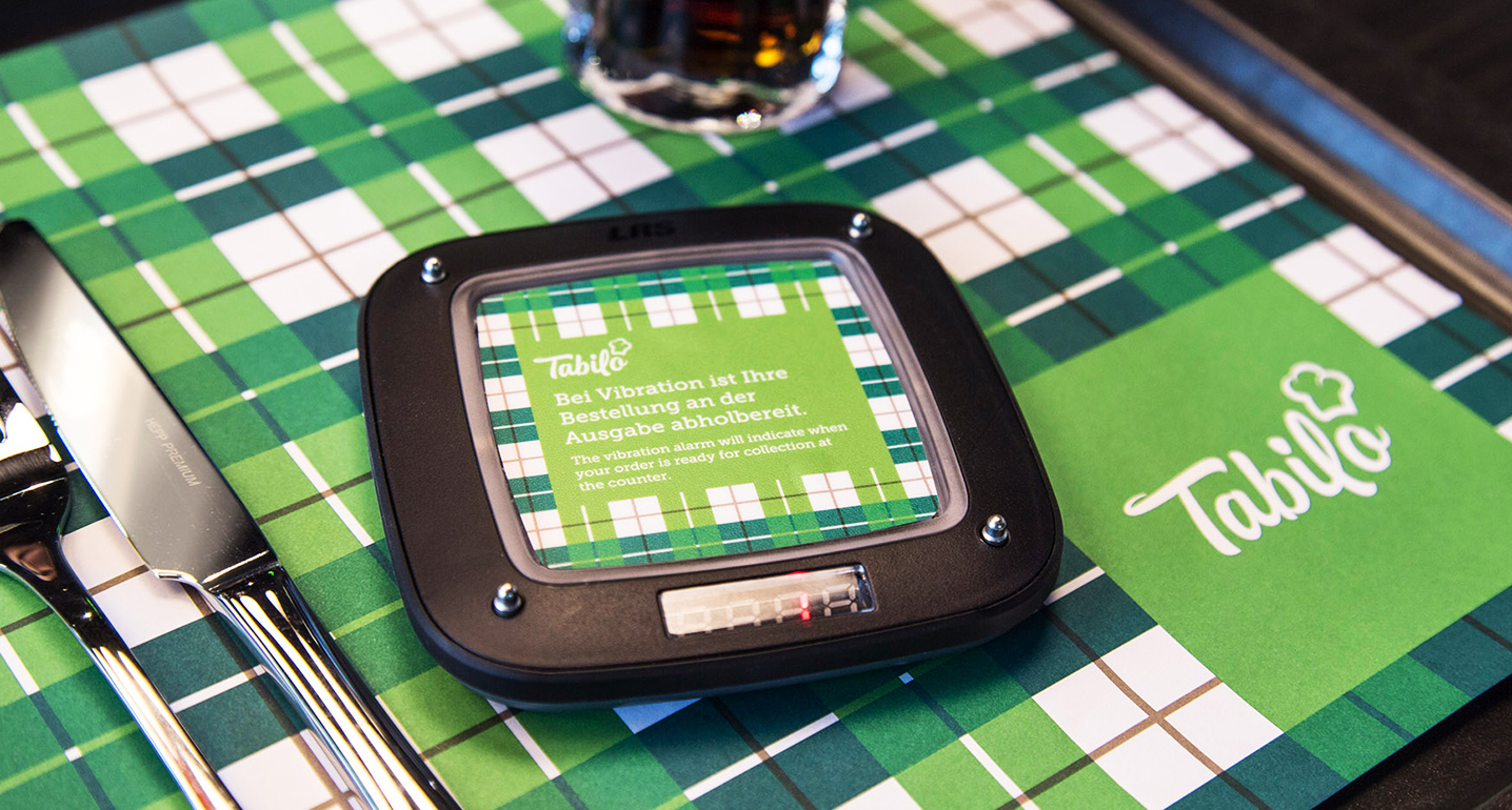 Tabilo Pager