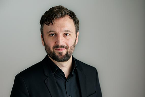 Sebastian Becker, Creative Director, Head of Design
