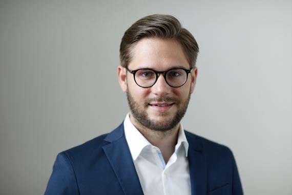 Sebastian May, Managing Partner, Head of Strategy