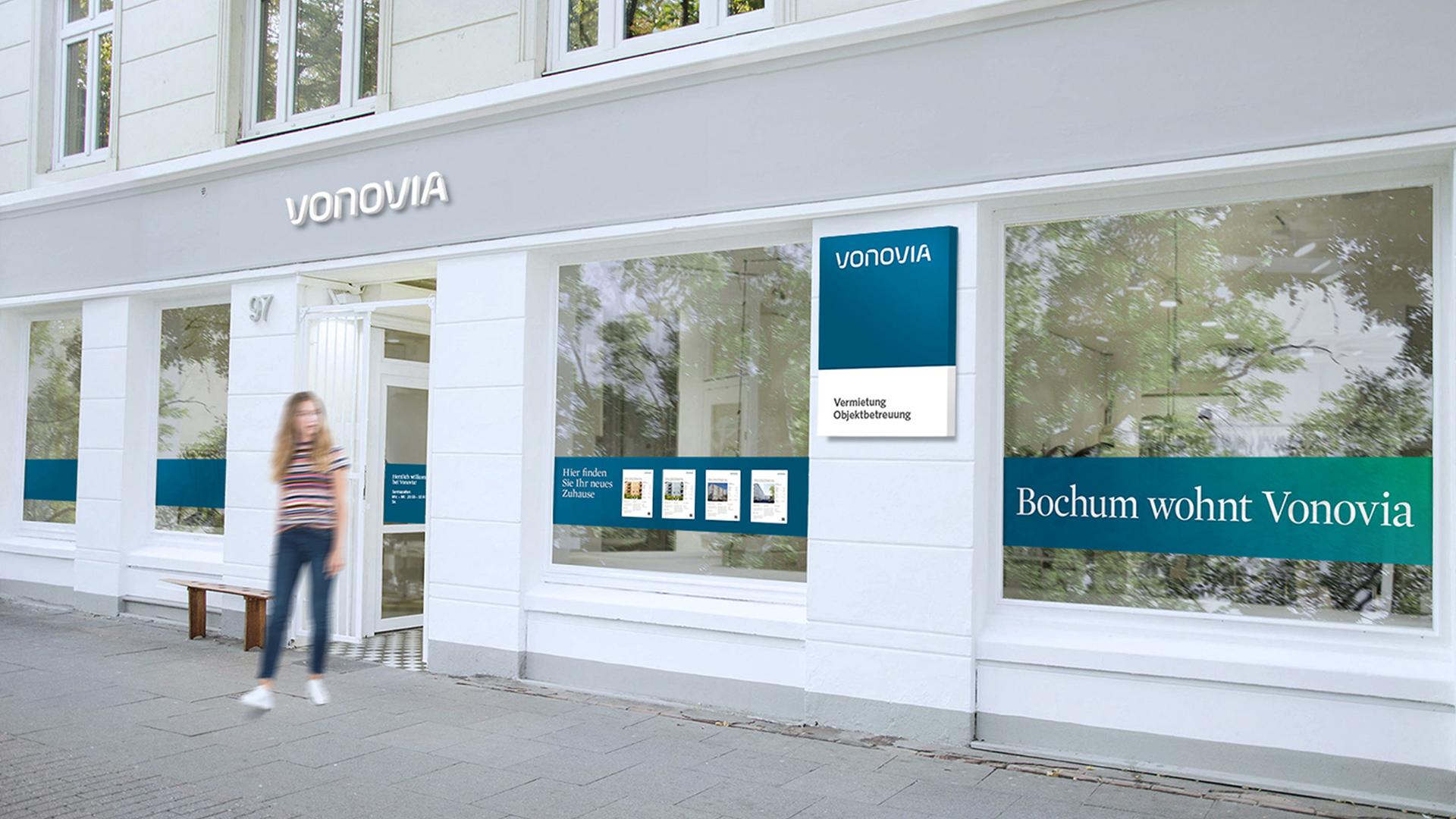 Vonovia - Real estate, Showroom
